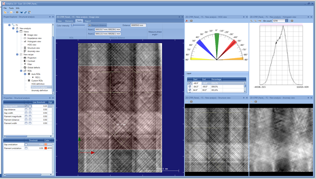 SURAGUS Carbon fiber evaluation software – EddyEVA